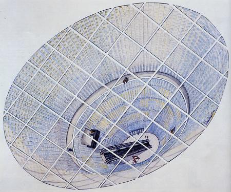 Arquitectonica. GA Document. 7 1983, 40