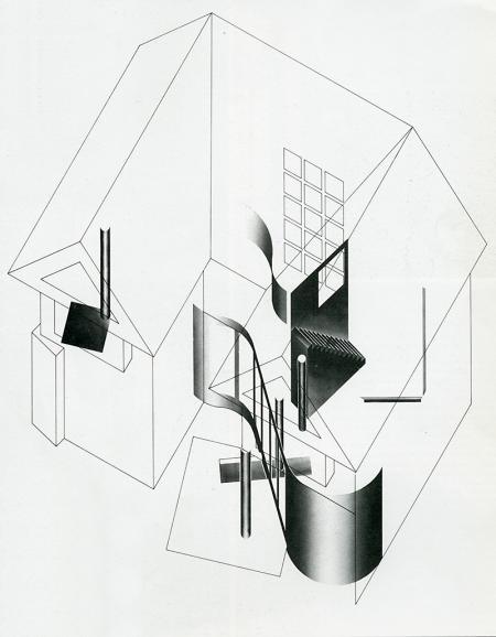 Atsushi Kitagawara. GA Houses. 14 1983, 292