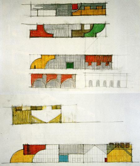 Kazuo Shinohara. Architecture D'Aujourd'Hui 228 September 1983, 44