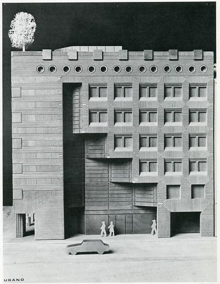Mario Botta. GA Document. 6 1983, 27