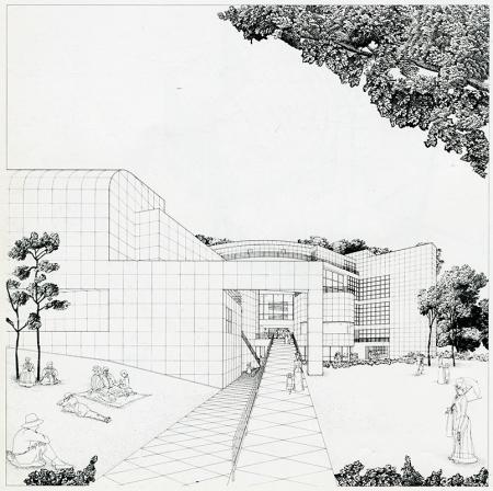 Richard Meier. GA Document. 6 1983, 84
