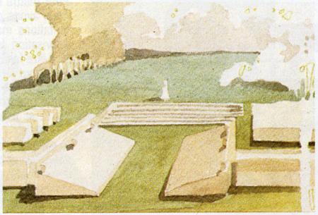 Alain Sarfati. L'invention du parc. Graphite 1984, 124
