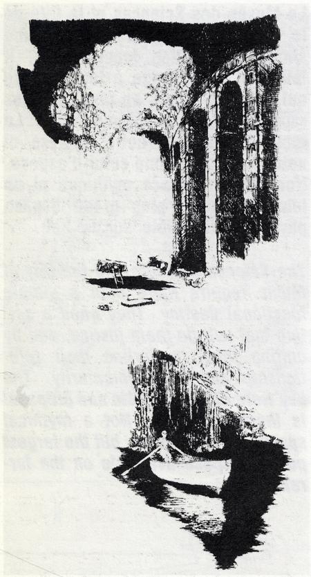 Bernard Lassus. L'invention du parc. Graphite 1984, 48