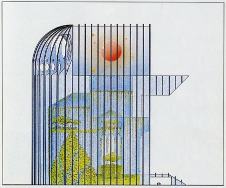Emilio Ambasz. Architectural Record 172 Sep 1984, 133