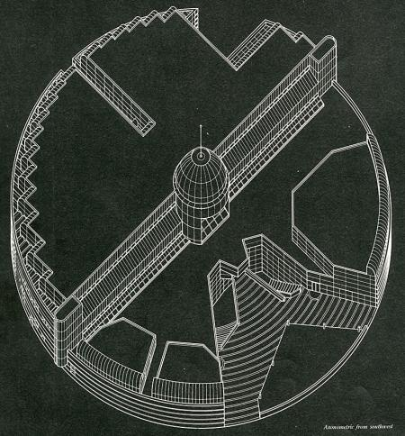 Gunnar Birkerts. GA Document. 9 1984, 98
