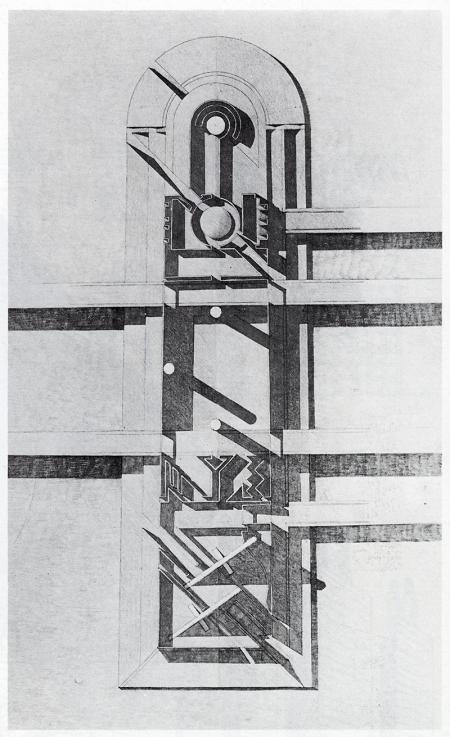 Jean Magerand and Elizabeth Mortamais. L'invention du parc. Graphite 1984, 162
