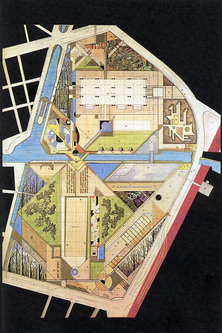 Maria Grazia Dallerba Ricci. L'invention du parc. Graphite 1984, 129
