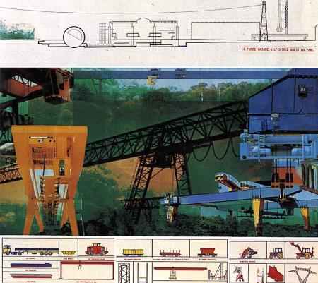 Soria and Lezenes. Architecture D'Aujourd'Hui 231 February 1984, 53