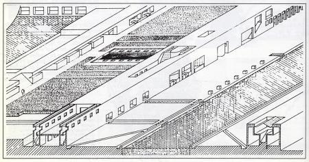 Walter Arno Noebel. L'invention du parc. Graphite 1984, 172