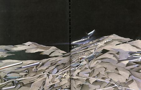 Zaha Hadid. AA Files 6 May 1984, 105
