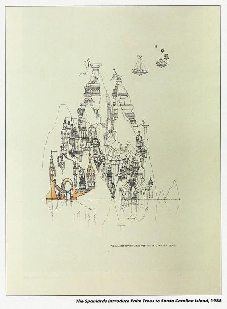 Charles Moore. Arts and Architecture  1985,