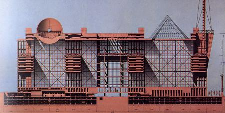 Arata Isozaki. Japan Architect 61 July 1986, 9