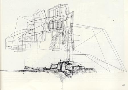 Gunther Domenig. AA Files 13 Autumn, 103