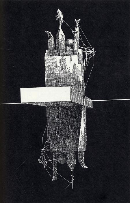 Lebbeus Woods. AA Files 11 Spring 1986, 86
