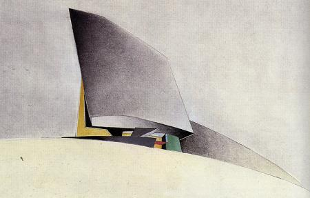 Zaha Hadid. AA Files 12 Summer 1986, 30