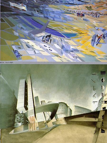 Zaha Hadid. A+U 204 September 1987, 6