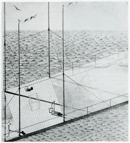 Constantin Petcu, Doina Petcu, Mircea Stefan, Victor Badea. Japan Architect Feb 1987, 61