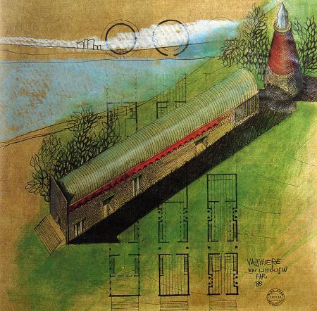 Aldo Rossi. Architecture D'Aujourd'Hui 258 September 1988, 73