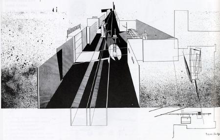 Peter Wilson. A+U 218 November 1988, 50