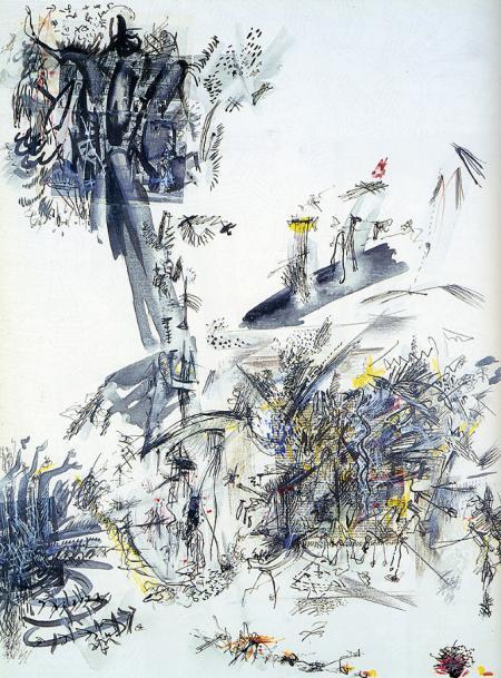 Daniel Liebeskind. A+U 215 August 1988, 76