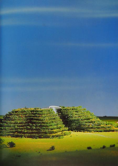 Emilio Ambasz. A+U Special Edition (April 1993) 1989, 47