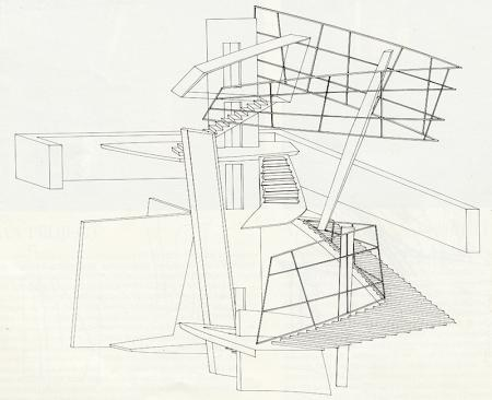 Zaha Hadid. AA Files 17 Spring 1989, 66