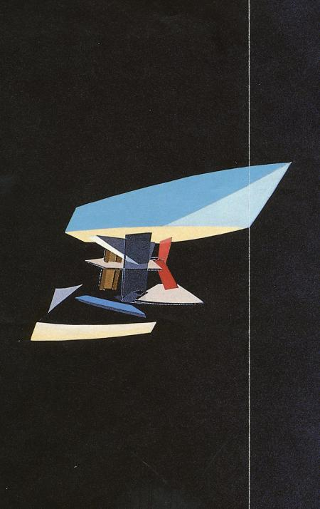 Zaha Hadid. AA Files 17 Spring 1989, 67