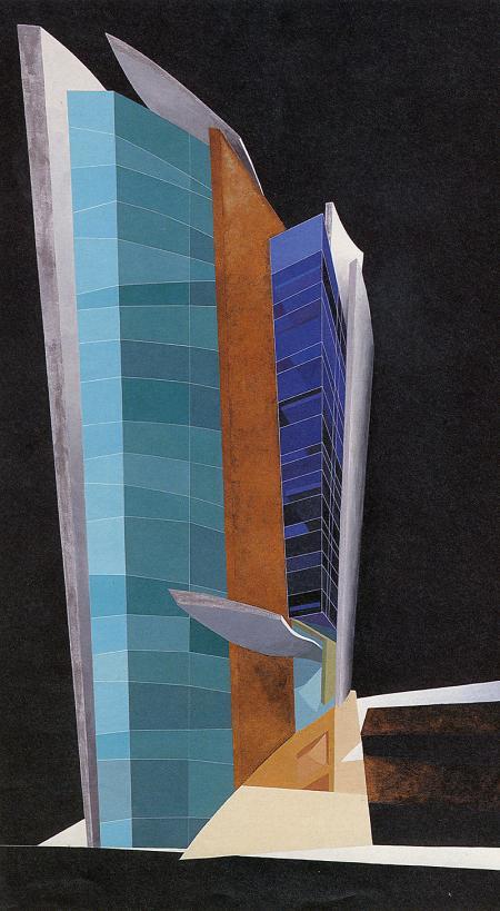 Zaha Hadid. AA Files  1989,
