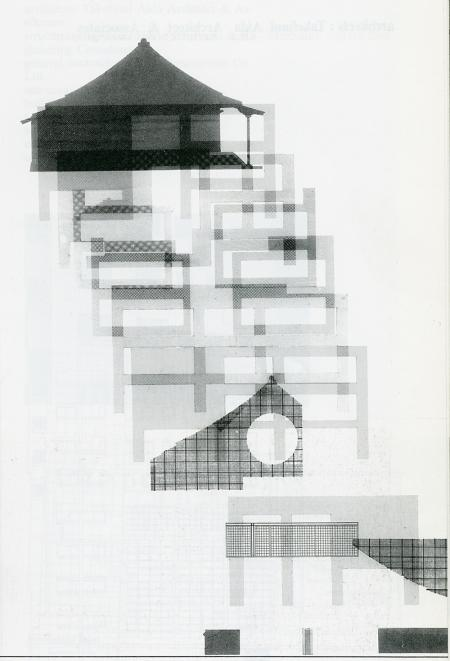 Takefumi Aida. Japan Architect Feb 1989, 29