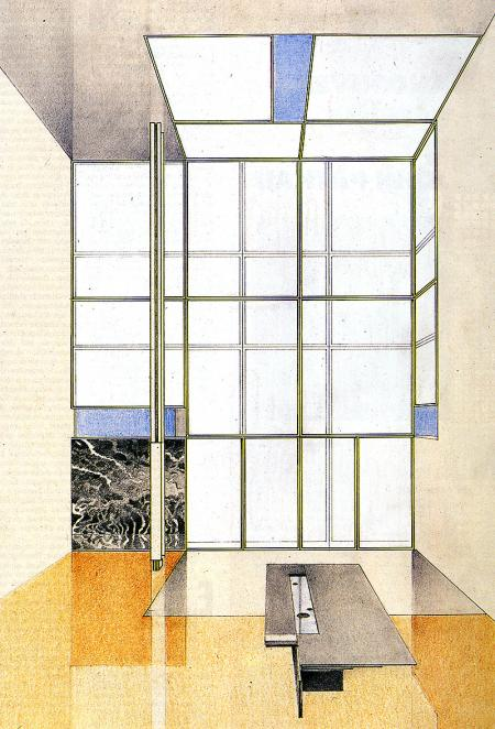 Brigitte Shim and Howard Sutcliffe. Architecture D'Aujourd'Hui 270 September 1990, 147
