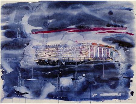 Will Alsop. AA Files 20 Autumn 1990, 29