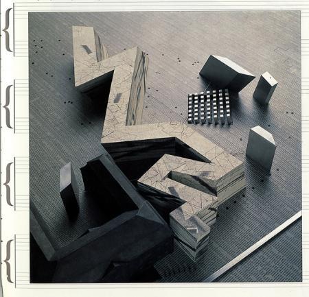 Daniel Liebeskind. Architectural Design 60 1990, 67