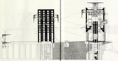 Helle Juul and Flemming Frost. A+U 247 April 1991, 36-37