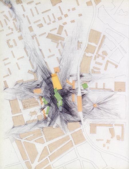 Manuel de Sola Morales. Architectural Design v.61 n.92 1991, 84