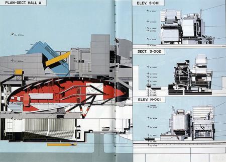 Neil Denari. A+U 246 March 1991, 28-29