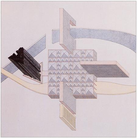 O. M. Ungers. Architectural Design v.61 n.92 1991, 92