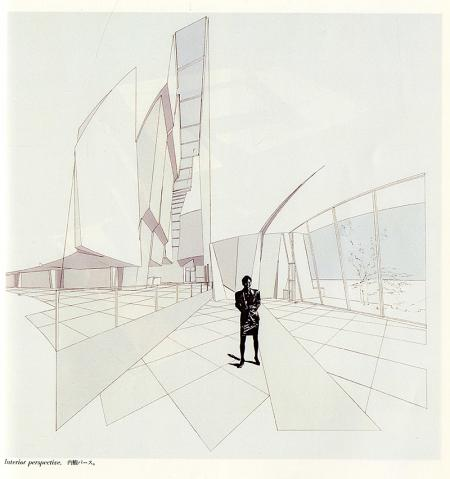 Peter Eisenman. A+U 252 Sep 1991, 63