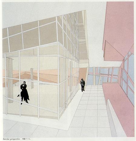 Peter Eisenman. A+U 252 Sep 1991, 77