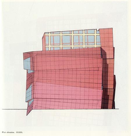Peter Eisenman. A+U 252 Sep 1991, 75