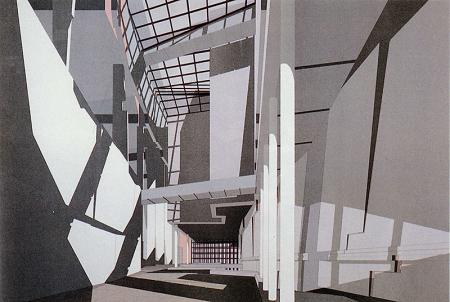 Peter Eisenman. A+U 252 Sep 1991, 95