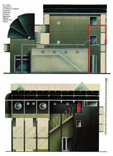 Yasuo Kondoh. Architecture D'Aujourd'Hui 271 October 1991, 247