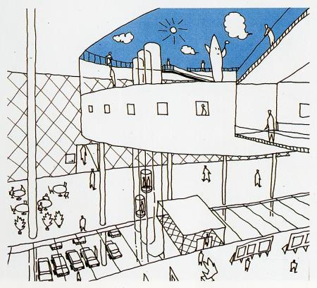 Kazuyo Sejima. Japan Architect 6 Spring 1992, 24