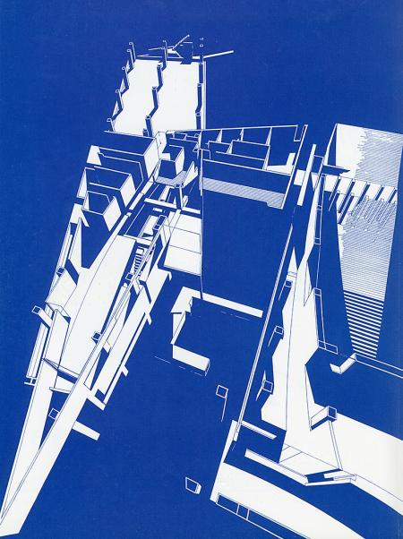 Ryoji Suzuki. Japan Architect 6 Spring 1992, 128