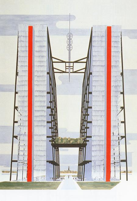 Arata Isozaki. Japan Architect 12 Winter 1993, 93