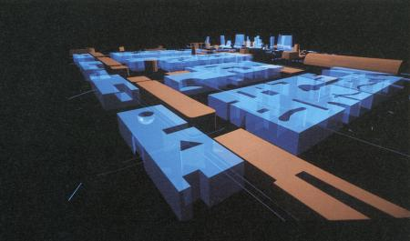 Foreign Office Architects. Quaderns. 198 1993, 77