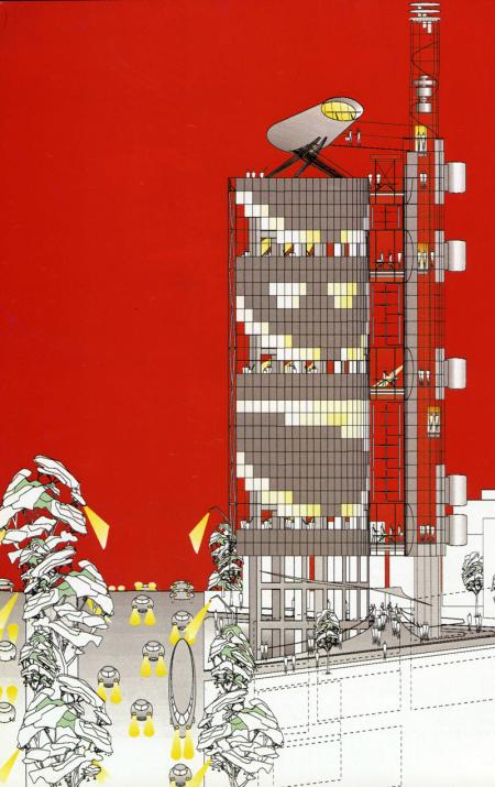 Tomigaya II. Architectural Design 63 July 1993, 52
