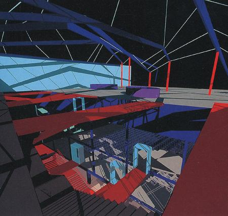 Bernard Tschumi. A+U Special Issue March 1994, 90