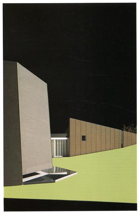 Fumihiko Maki. Japan Architect 16 Winter 1994, 125