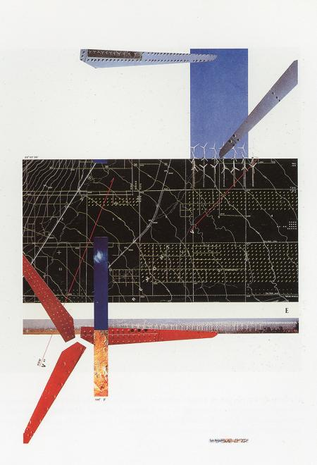 James Corner. Taking Measure Across the American Landscape. Yale University Press, New Haven 1995, 87