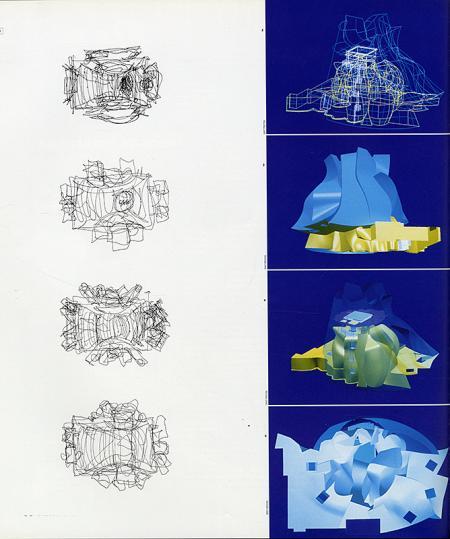 Frank Gehry. Casabella 673 1999, 58